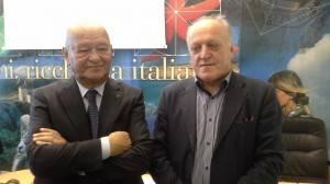 Lorenzo Cagnoni e Edo Ronchi