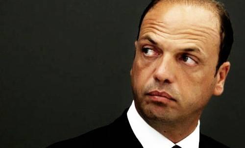 Ministro Angelino Alfano