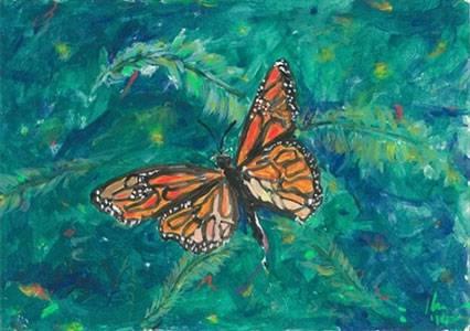 Farfalla di Ecomondo