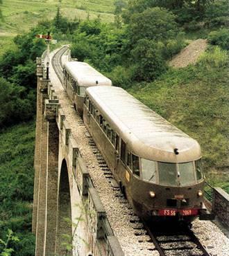 treno Fano Urbino