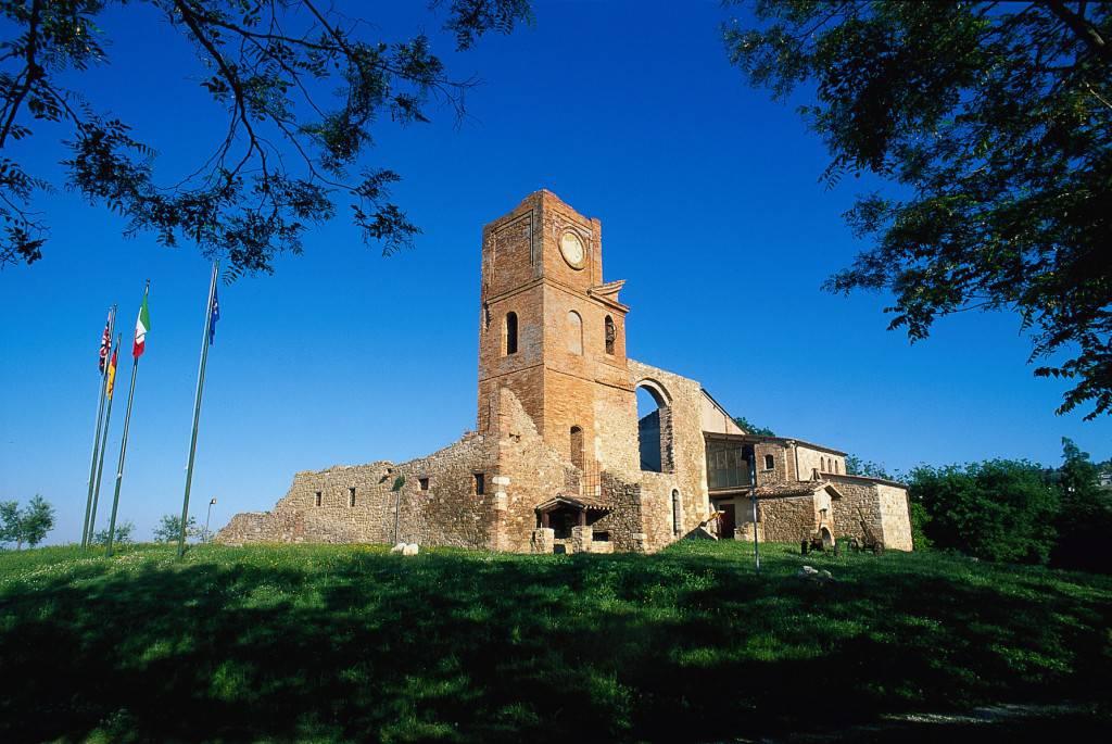 La Chiesa della Pace di Trarivi  (T. Mosconi)