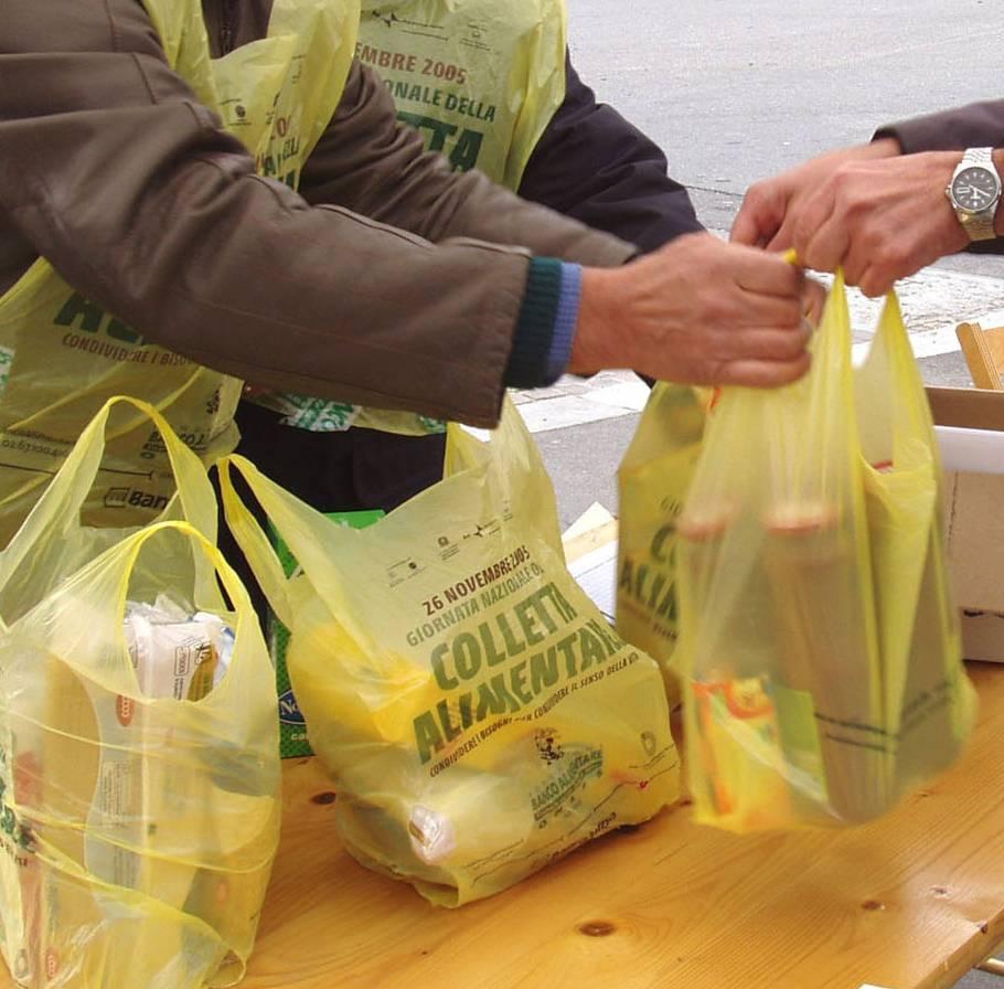 Colletta Alimentare, in provincia raccolte 73,7 tonnellate di alimenti