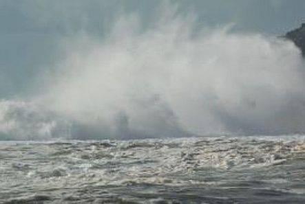 Vento e stato del mare, allerta di 36 ore della Protezione Civile