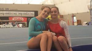Alice Bracci e Aurora Maria Cocco
