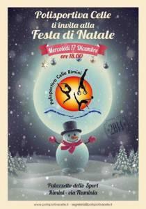 Festa di Natale Polisportiva Celle