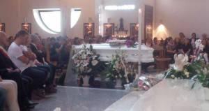 I funerali di Ivana Intilla