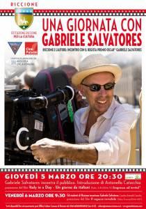 Locandina Gabriele Salvatores