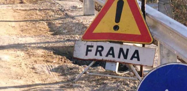 Frane e buche: situazione critica per le strade provinciali