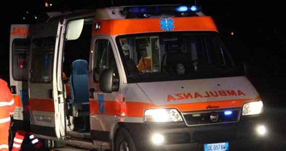 Auto perde il controllo a Cattolica, 47enne in ospedale
