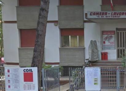 Ex sede CGIL Riccione. Il sindacato: venduta a un quarto di quanto chiesto a noi