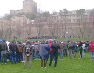 Via Crucis Gioventù Studentesca a Santarcangelo, le modifiche al traffico