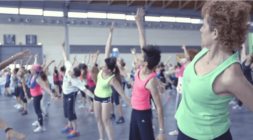 Rimini wellness video 2015