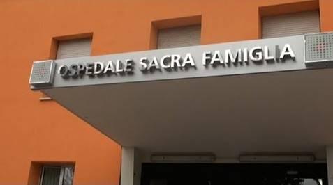 L'ospedale Sacra Famiglia di Novafeltria