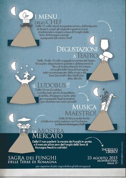 Sagra dei Funghi delle Terre di Romagna