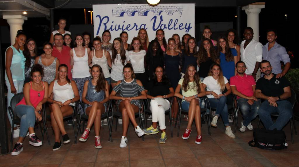 stagione del riviera volley