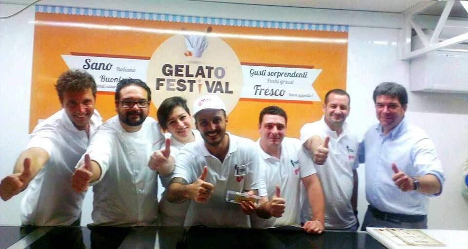 Gelato Festival a Riccione. Vince Matteo De Simoni