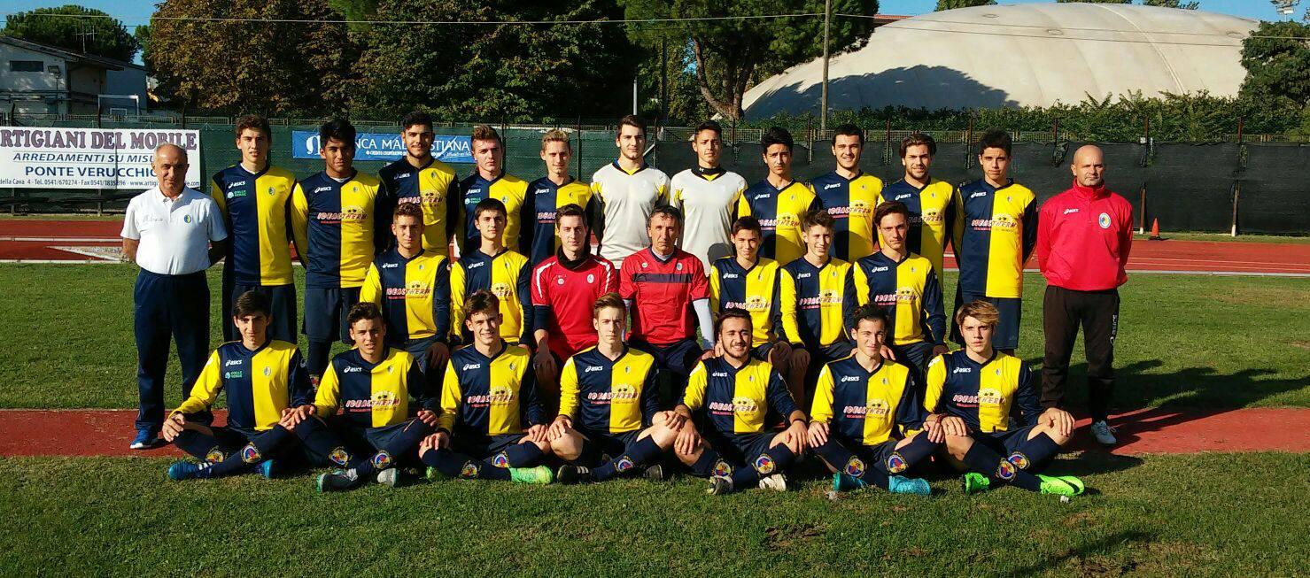Santarcangelo Calcio: risultati e tabellini