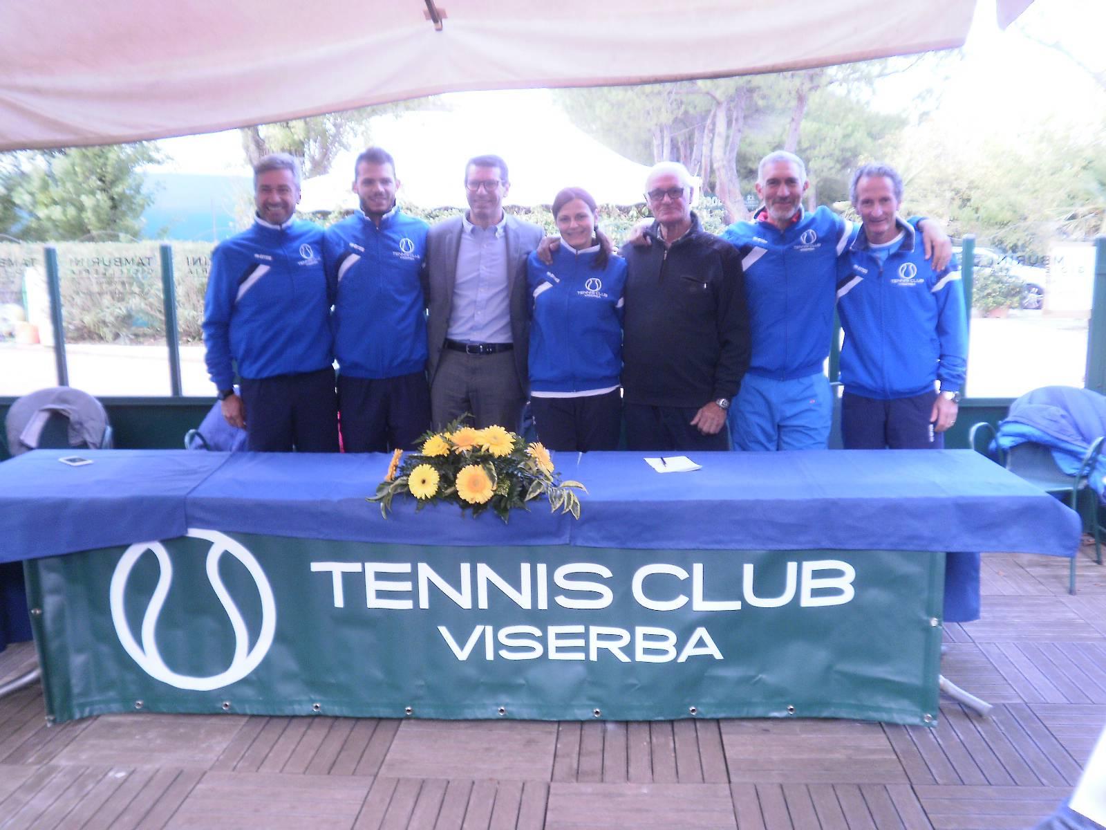 la nuova stagione del Tennis Viserba