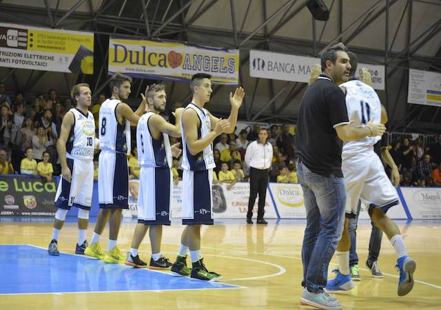 Gessi Valsesia-Dulca Santarcangelo 59-58