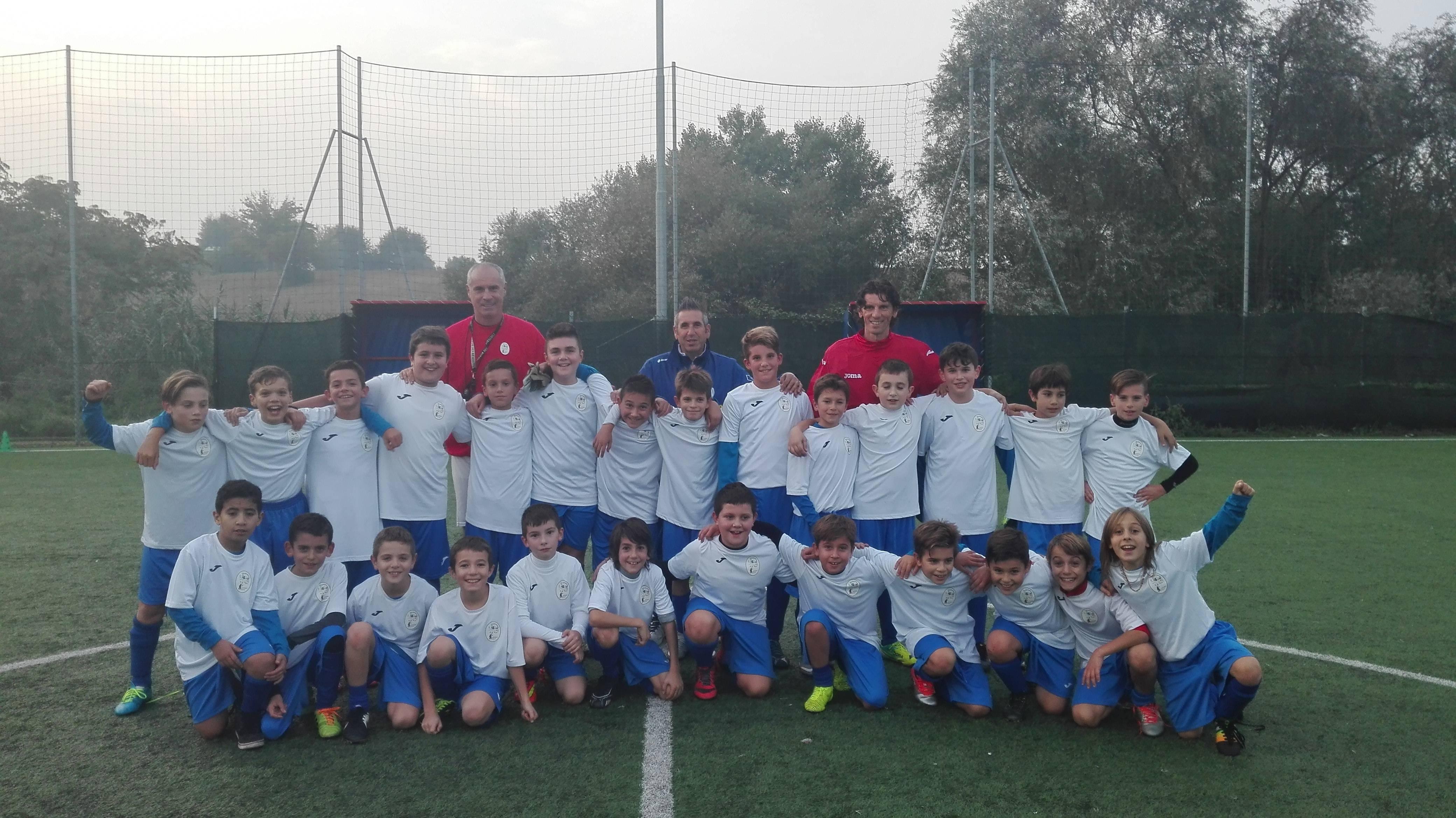 Polisportiva Junior Coriano, un lunedì assieme al Cesena