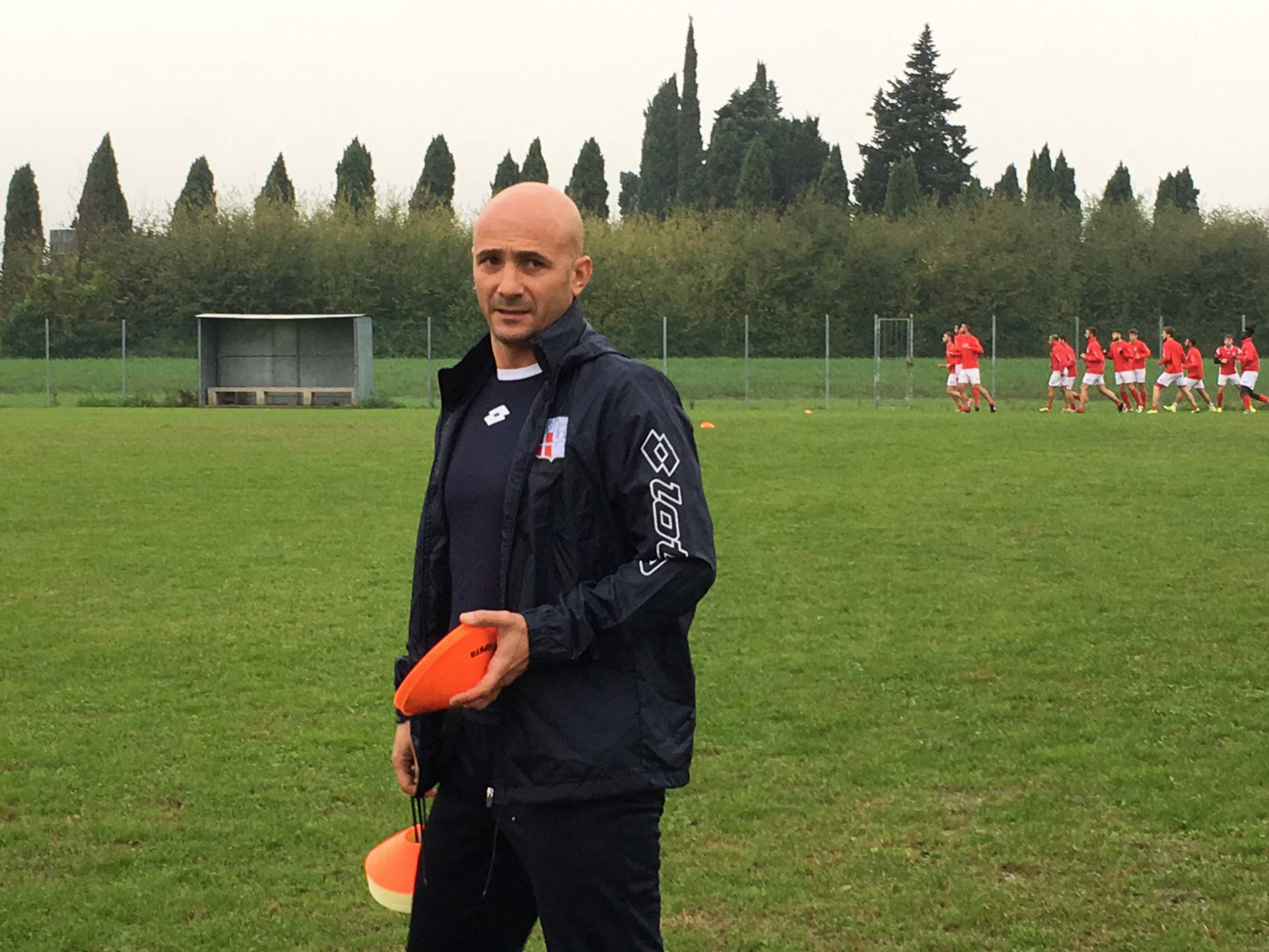 Oscar Brevi alla guida del Rimini, Rimini-Pistoiese: i convocati