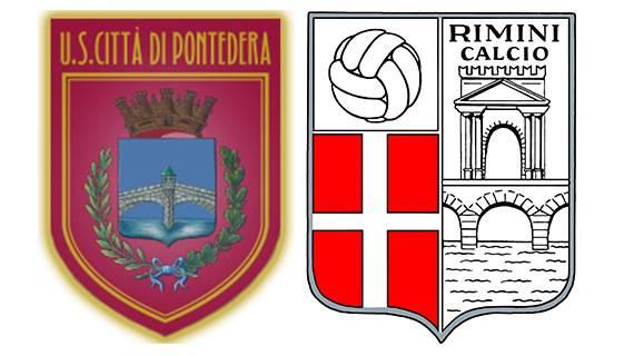 Pontedera-Rimini, il via alla prevendita