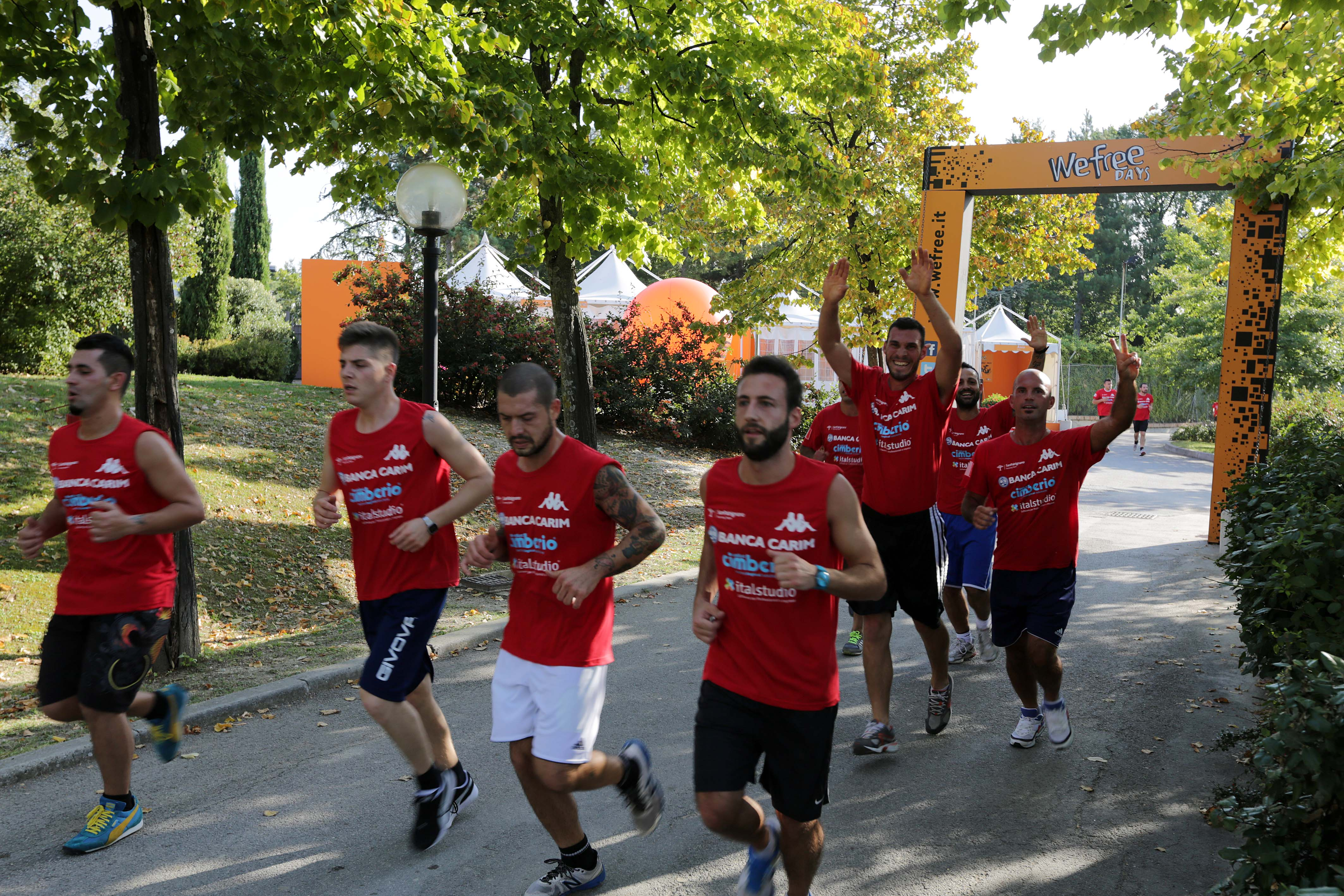 WeFree Run