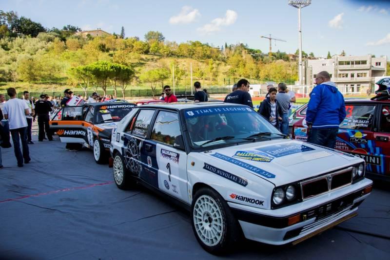 Rallylegend 2015, tutti presenti i campioni
