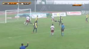 l'azione dell1-1 (Sportube)