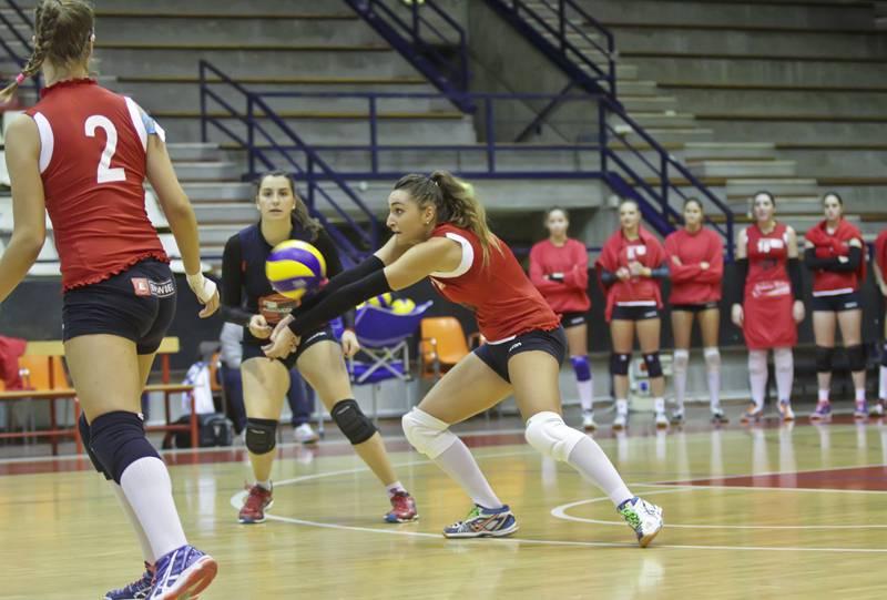 Riviera Volley-San Michele Firenze