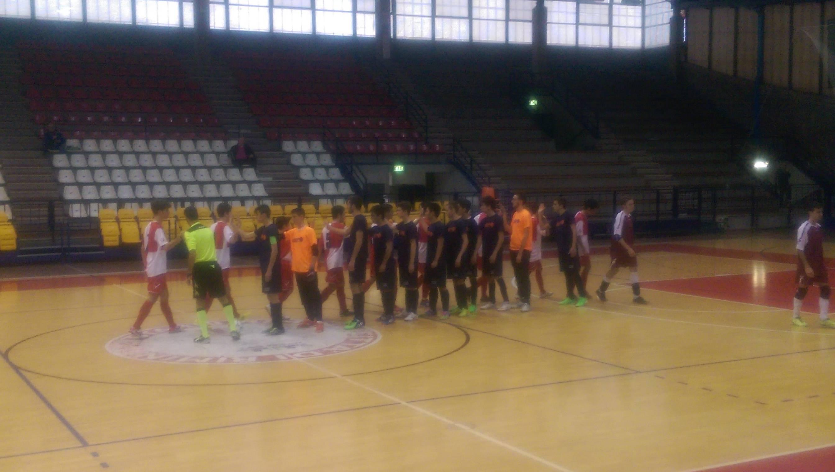 Rimini-Cesena 5-6