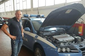 Tiziano Scarpellini segretario provinciale Sap