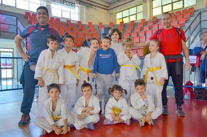 """Judo Riccione al Trofeo """"Città di Senigallia"""""""