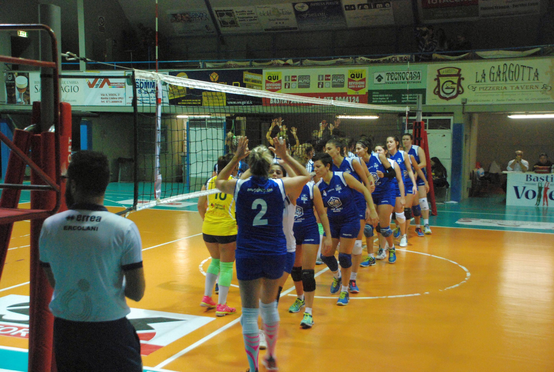 School Volley Bastia Umbra-Caf Acli Stella Rimini