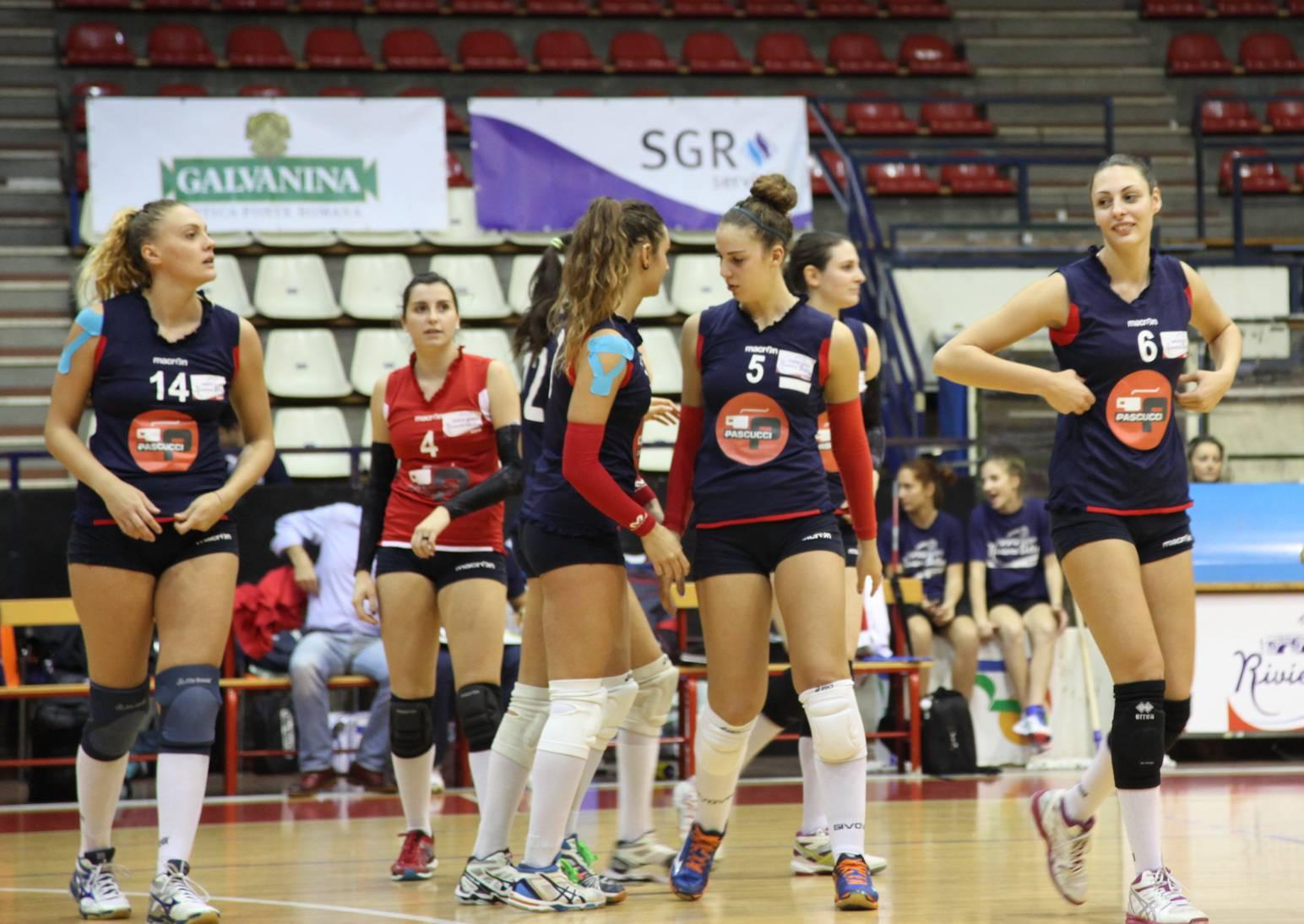 Riviera Volley Rimini-Coveme San Lazzaro Vip