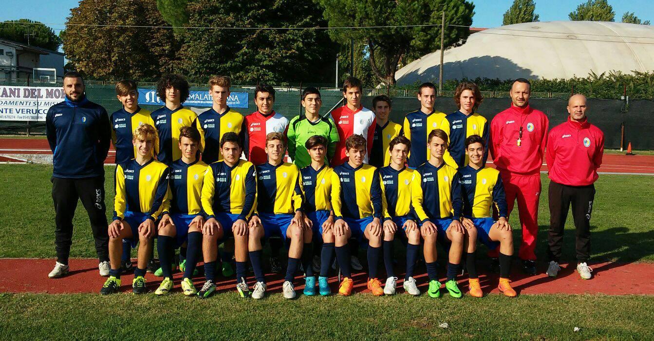 Santarcangelo Calcio: tabellini e cronaca giovanili