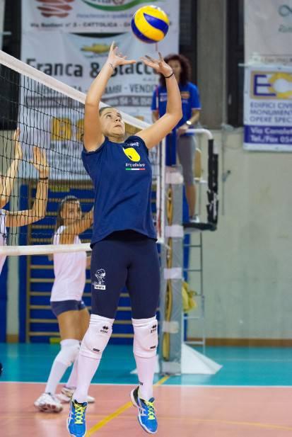 Abros Pagliare Volley-Battistelli Volley San Giovanni in M. 0-3