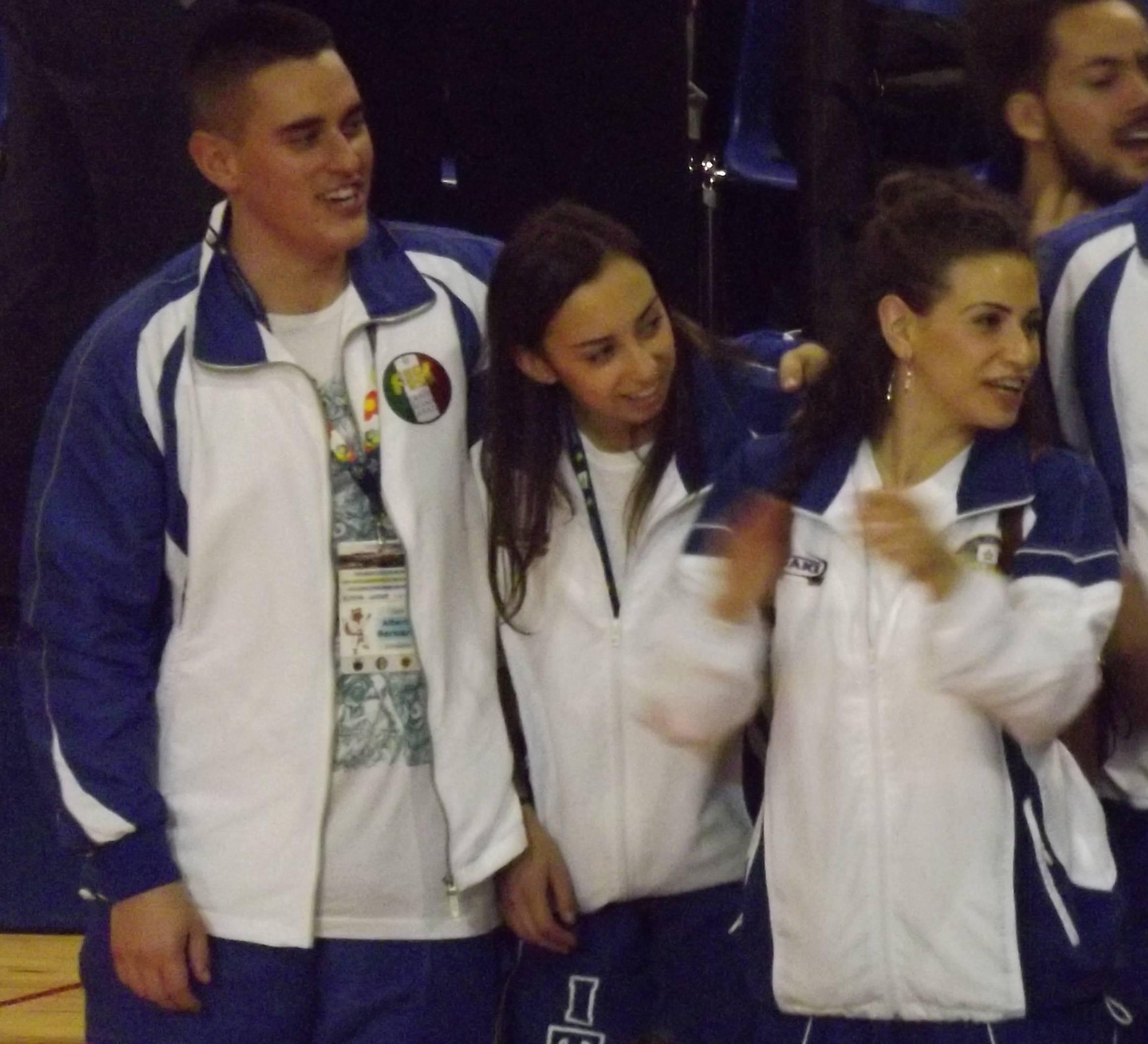 Francesca Casalboni si conferma campionessa
