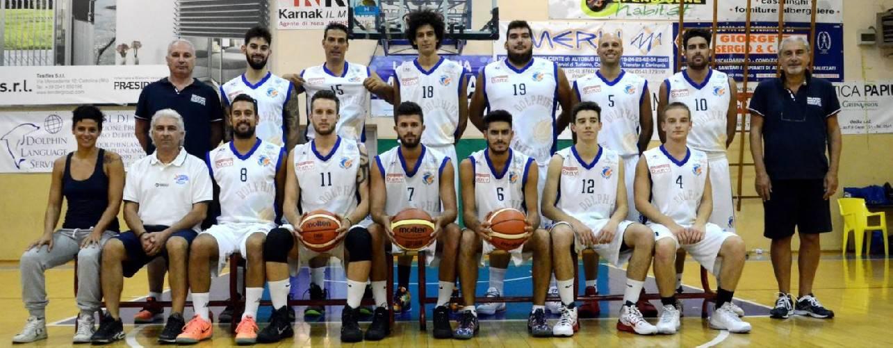 Granarolo Basket-Dany Dolphins Riccione 66-72
