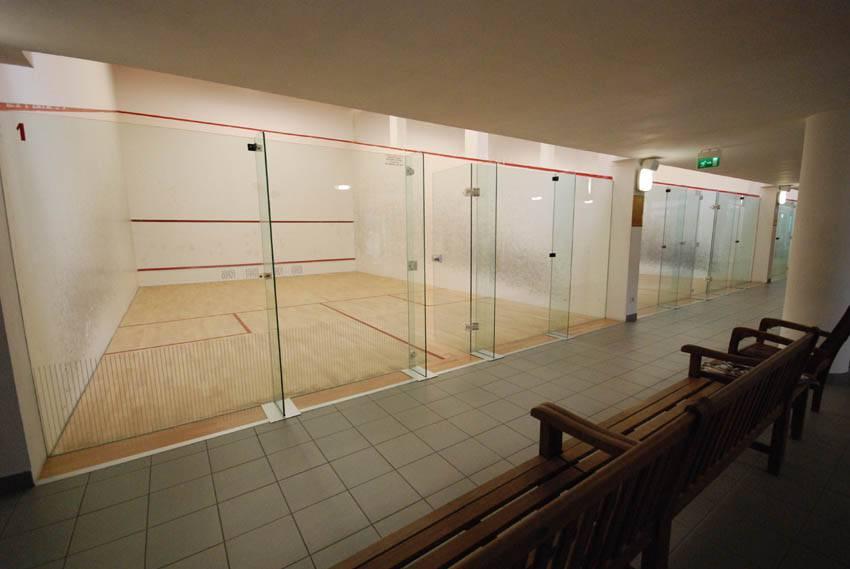 Lo squash americano a Riccione