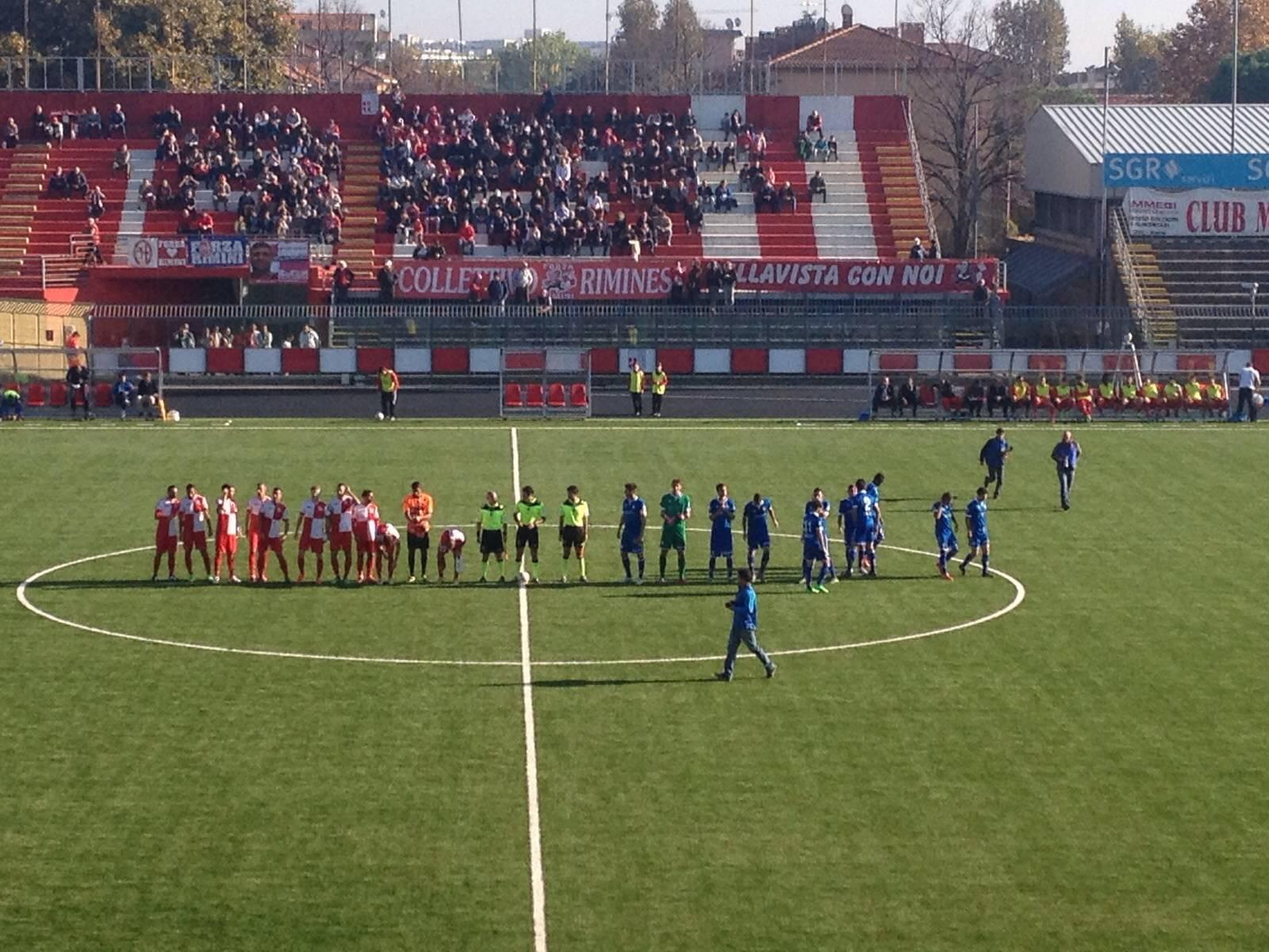 acquisto della Rimini Calcio