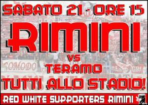 L'invito allo stadio dei Red White Supporters