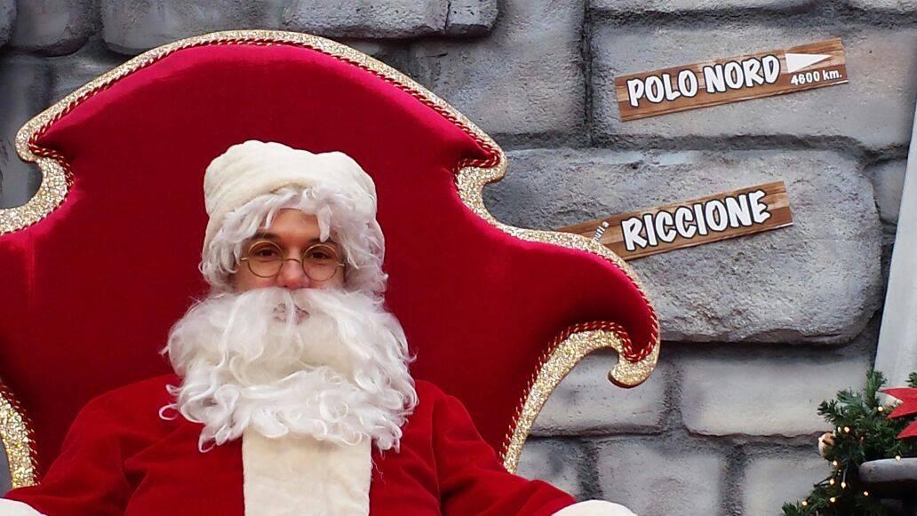 A Riccione Babbo Natale è 2.0