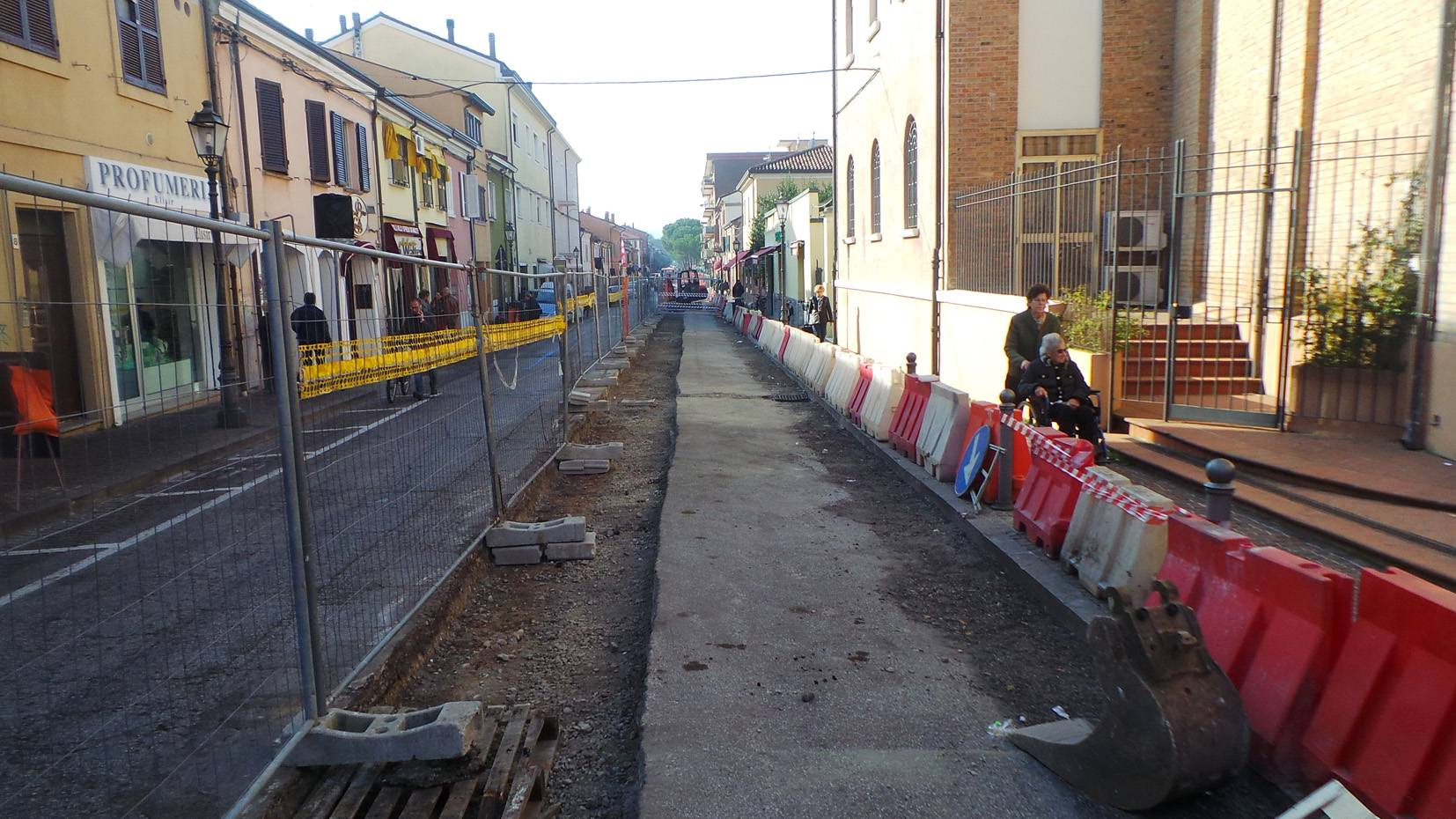 Una nuova pista ciclabile per il Borgo Sant'Andrea