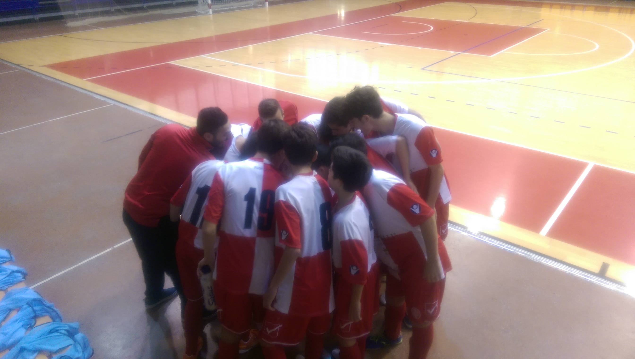 Calcio a 5. Gatteo-Rimini