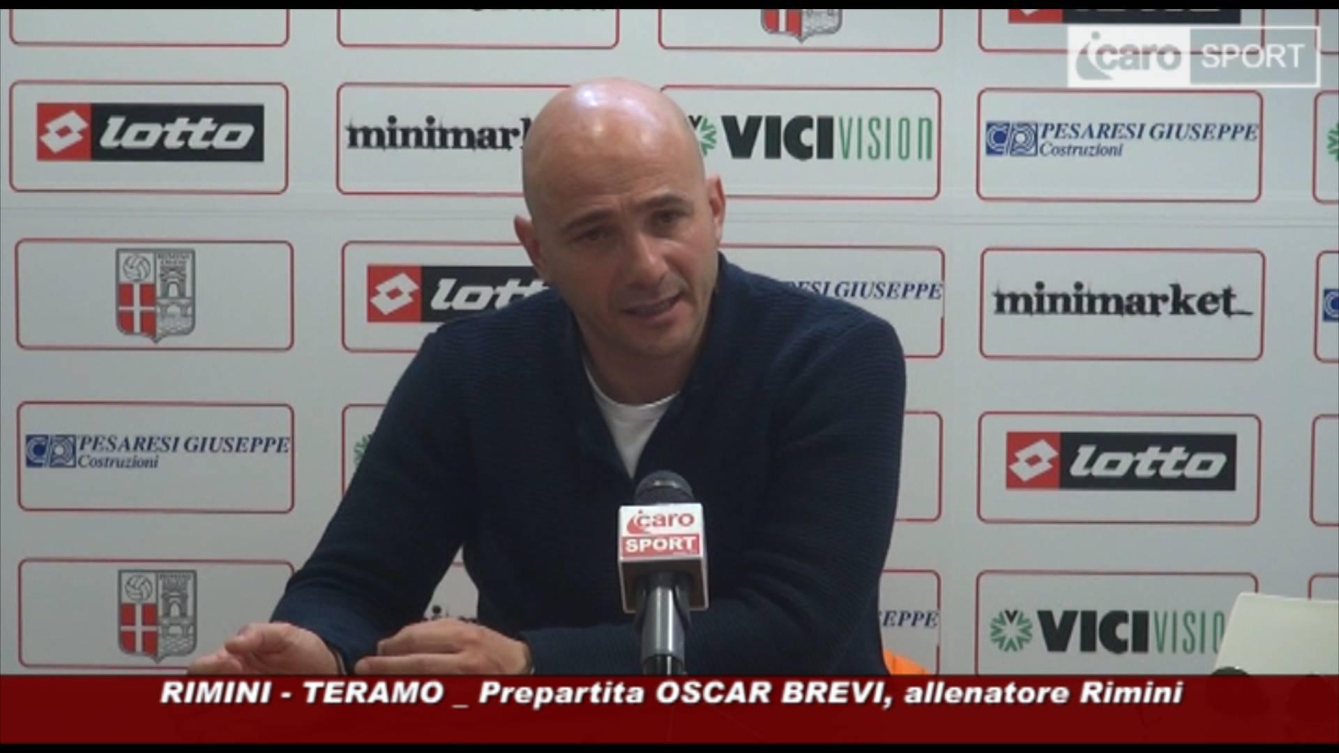 Rimini-Teramo, Brevi
