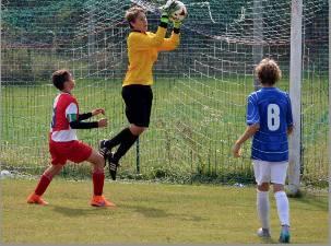 Rimini Calcio: i risultati delle giovanili biancorosse