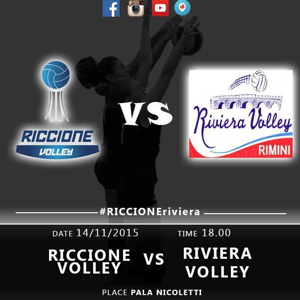 Riccione Volley-Riviera Volley