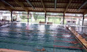 La piscina dello Stadio del Nuoto di Riccione