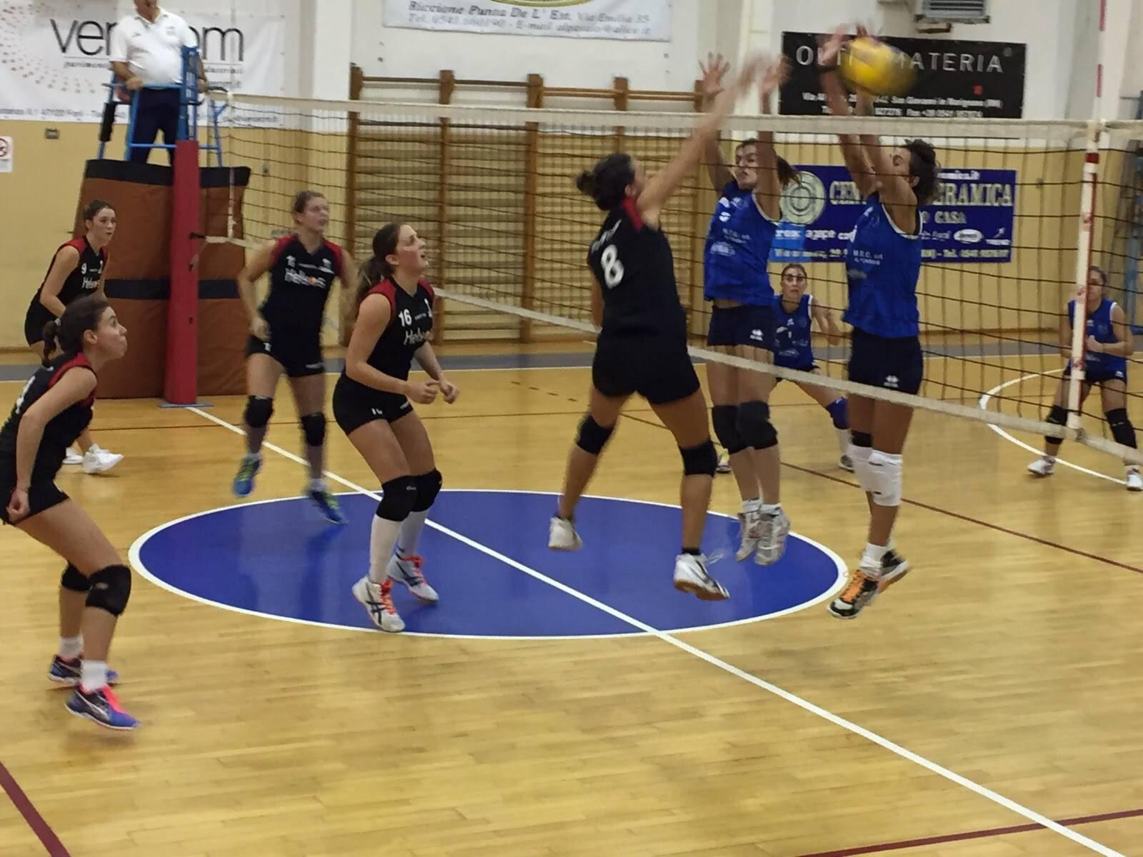 Riccione Volley-Pallavolo Alfonsine